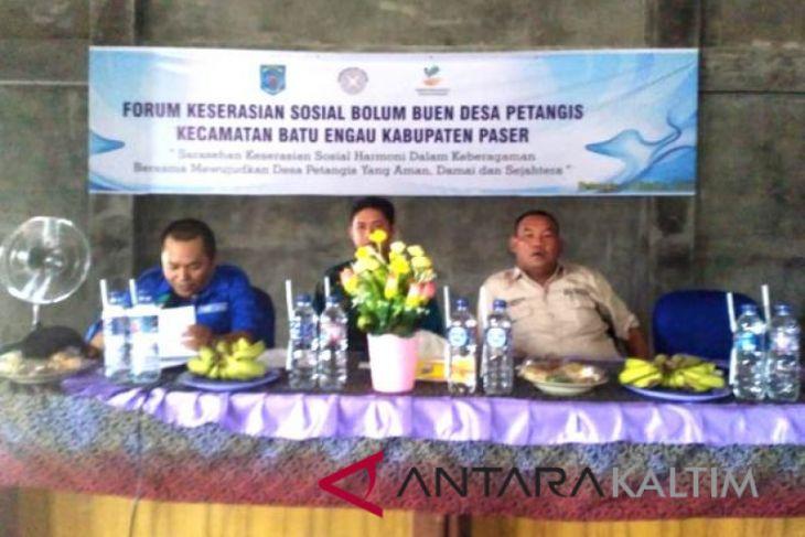 Forum keserasian sosial Petangis gelar dialog
