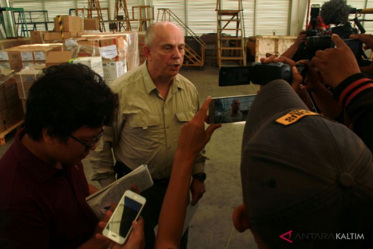 Dubes AS: Rakyat Palu Sudah Kembali Bangkit
