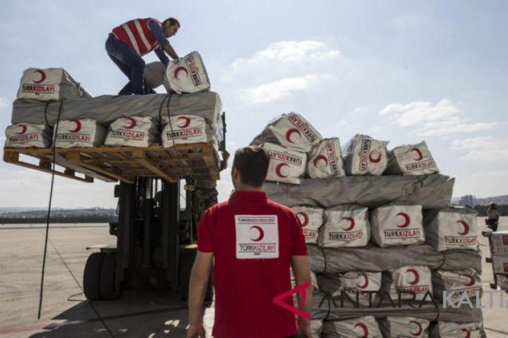 Bantuan Negara Sahabat Masih Berdatangan