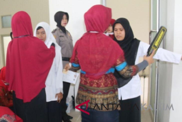Peserta tes CPNS Penajam kedapatan bawa jimat