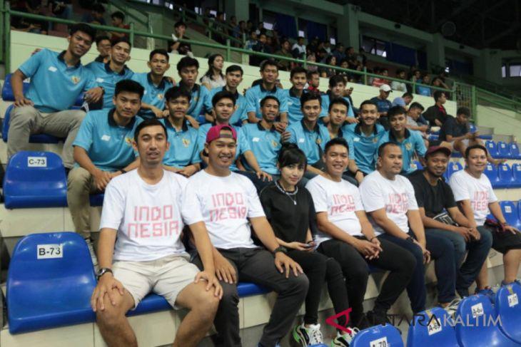 Tim Indonesia Tundukkan Malaysia 4-2