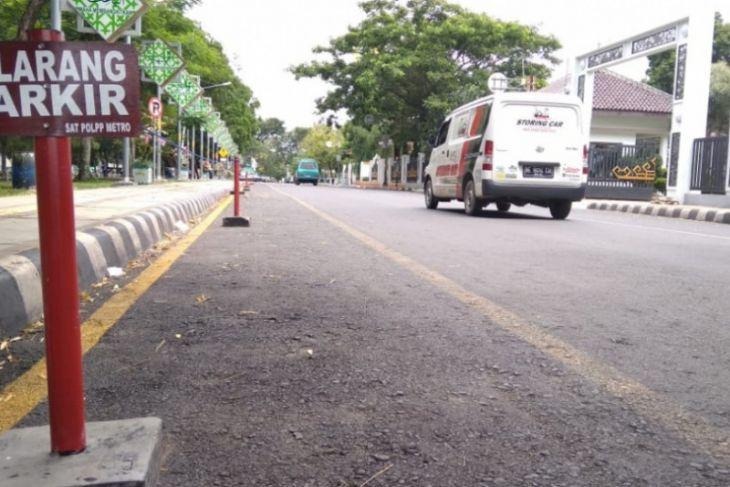 Wakil Wali Kota minta Dishub tertibkan parkir di Jalan ZA Pagar Alam