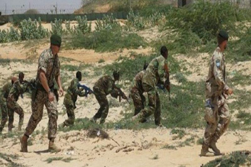 AS lakukan serangan udara, 52 militan tewas