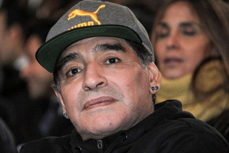 Maradona akan akui tiga anaknya di Kuba