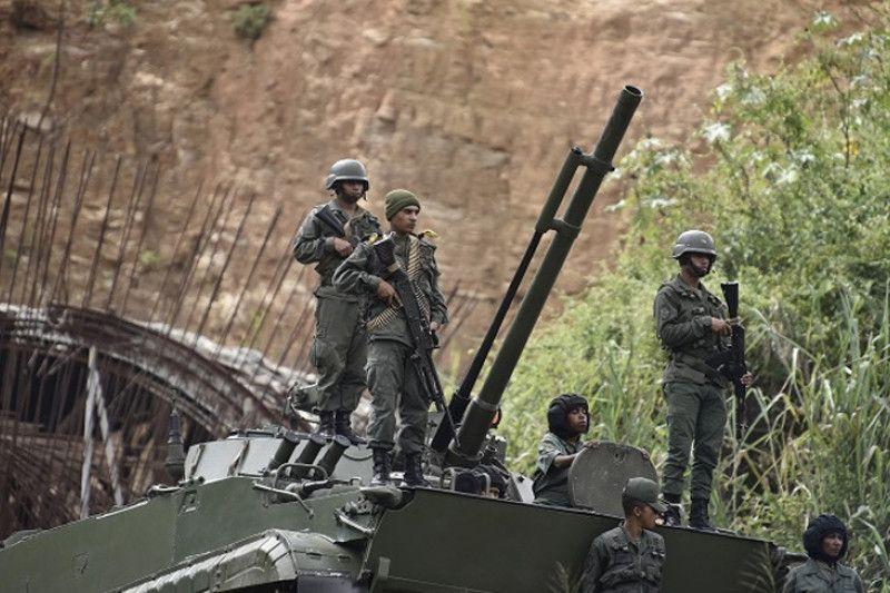 AS Bahas Pilihan Militer di Venezuela