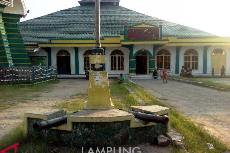 Jami Al-Anwar Masjid Tertua dan Bersejarah di Lampung