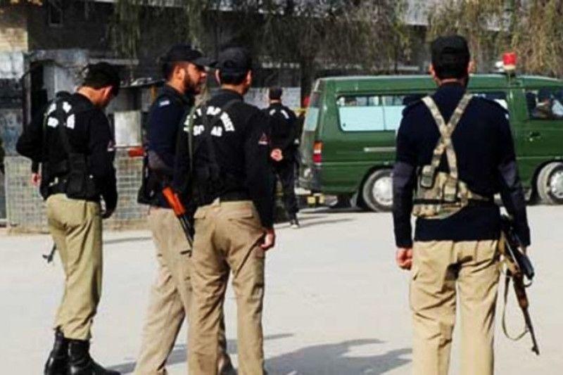 Kantor Polisi Pakistan diserbu kelompok bersenjata, lima tewas
