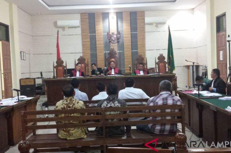 Sidang fee proyek Lamsel, Syahroni mengaku setorkan Rp40 miliar ke Agus Bhakti Nugroho