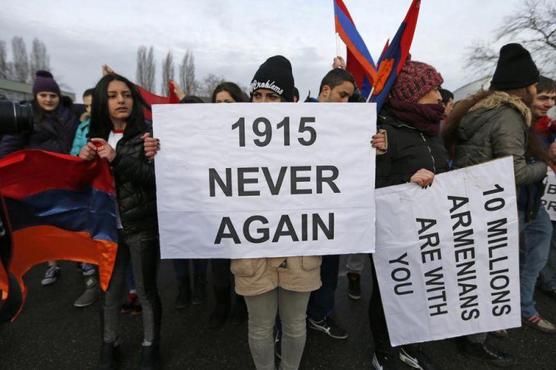 Prancis gelar Hari Peringatan Genosida Armenia, Turki meradang