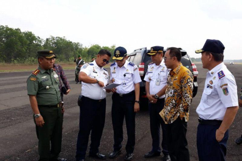 Presiden resmikan Bandara Gatot Subroto awal April