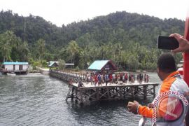 60 miliar dana desa bangun 75 kampung di Teluk Wondama