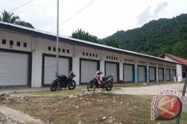 Sebagian Pedagang Belum Tempati Los Pasar Iriati