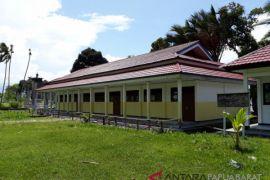 SMA YPK Kaibi Teluk Wondama Minim Fasilitas