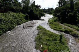 Pembangunan Tanggul Sungai Wanayo Wasior Mendesak