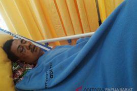 Wartawan Cahaya Papua Manokwari Dirujuk ke Makassar