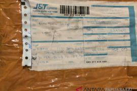 Pengiriman 10 Gram Sabu Jakarta-Sorong Digagalkan