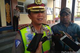 Operasi Patuh Mansinam Polda Papua Barat Sasar Kendaraan Curian