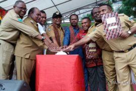Gubernur Mandacan Kukuhkan Tim Pemekaran Provinsi Papua Barat Daya