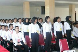 208 calon siswa polri di Papua Barat lulus seleksi daerah