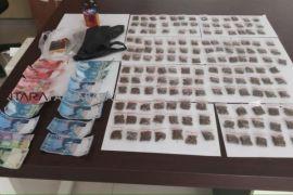Pengedar ganja tertangkap di kawasan transmigrasi Manokwari