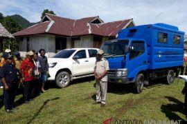 Bupati serahkan Angkudes Tiga Distrik terpencil di Wondama