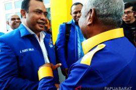 Obor Asean Games lintasi Raja Ampat