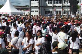 Ribuan Warga Sorong Hadiri Pesta Rakyat BUMN