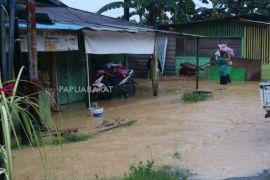 Sejumlah Kawasan di Sorong Terendam Banjir