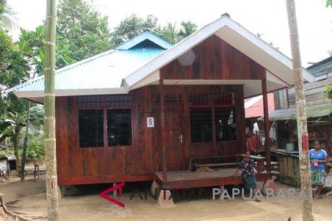 Teluk Wondama Terima Jatah Bantuan 1.000 Unit Rumah