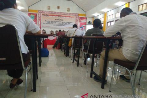 KPU Buka Penyerahan Syarat Dukungan Calon DPD RI