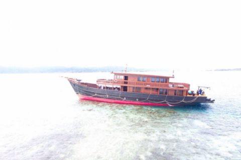 Kapal Perusak Karang Raja Ampat Diproses Hukum