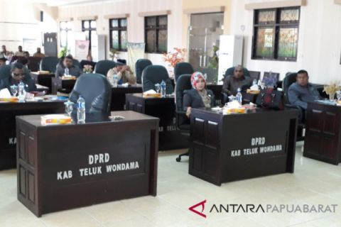 DPRD : Seharusnya Teluk Wondama peroleh opini WTP