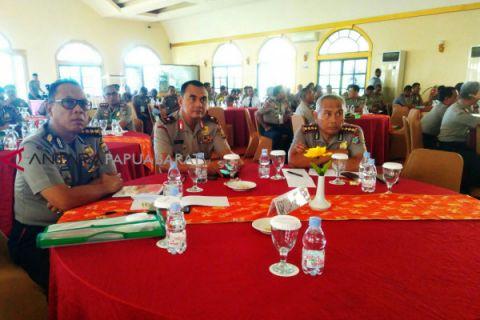 Polda Papua Barat mulai rancang pengamanan Pemilu