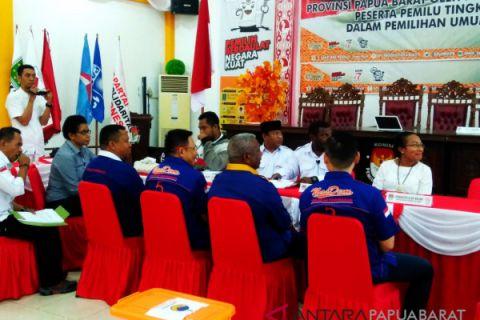 Nasdem target pimpinan DPR Papua Barat