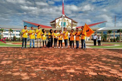Belasan anak Papua Barat diberangkatkan menuju FAN