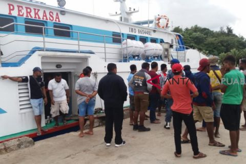 Masyarakat Raja Ampat Keluhkan Pelayanan Kapal Marina Perkasa