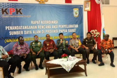 KPK: Potensi SDA Papua Barat rentan korupsi