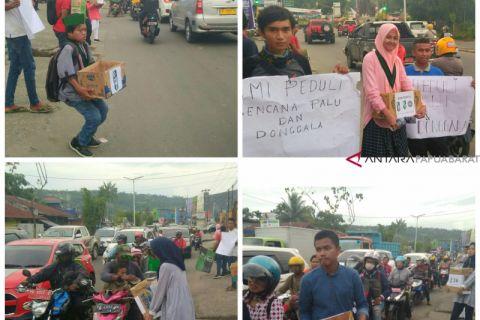 HMI Manokwari galang bantuan untuk Sulteng
