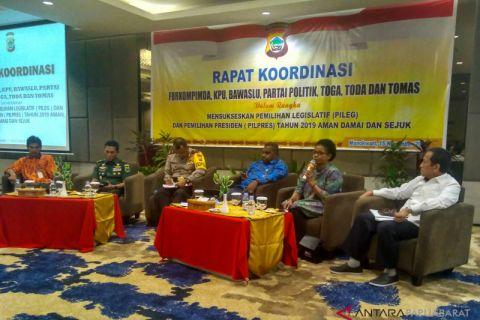 Komisioner KPU se-Papua Barat diimbau bekerja maksimal