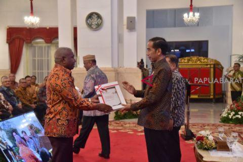 Dana Otsus-Infrastruktur Papua Barat Rp.3,96 triliun