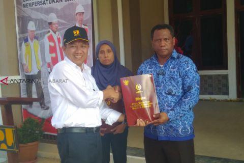 BPJN Papua Barat dirikan pos Natal
