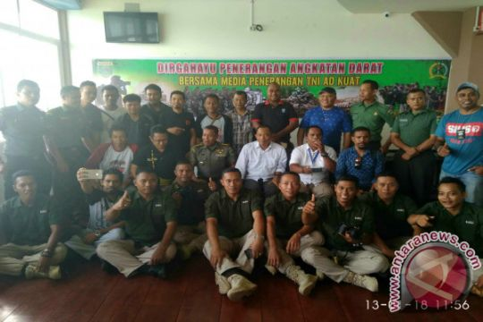 Kapendam XVIII : Perkembangan Teknologi Informasi Tantangan Bersama