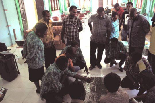 WWF Bantu Pemetaan Ruang Wilayah Tambrauw