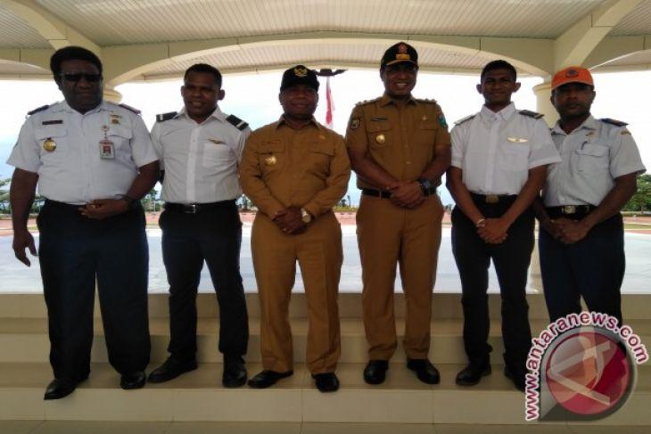 Pemerintah pusat didik 12 Putra Papua jadi Pilot