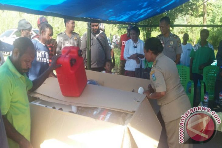 Distrik Diminta Aktif Awasi Dana Desa di Teluk Wondama
