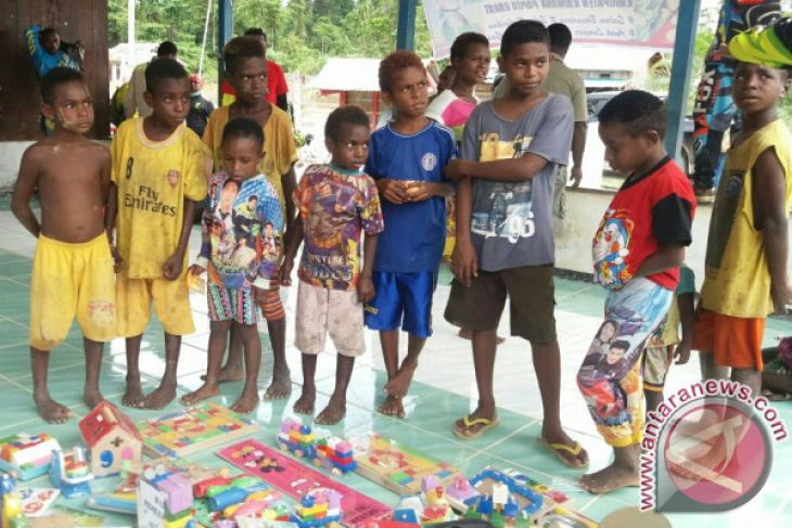 Papua Barat Antisipasi Gizi Buruk Daerah Pedalaman