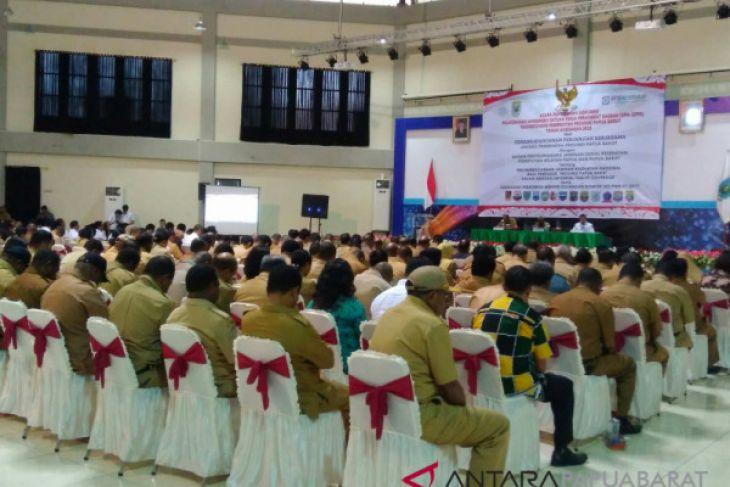 DPA Papua Barat Tahun 2018 Rp.7,9 Triliun
