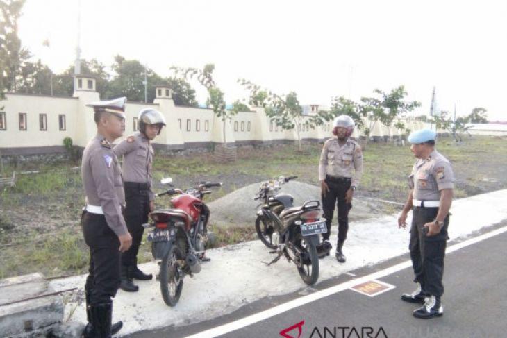 Operasi Lalu Lintas Polda Papua Barat Rambah Anggota Polisi