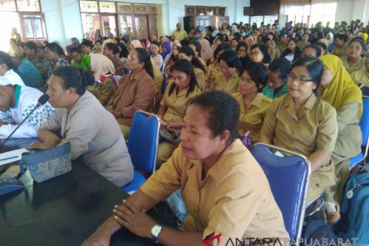 Pengangkatan PPPK Solusi Persoalan Guru Honorer di Manokwari
