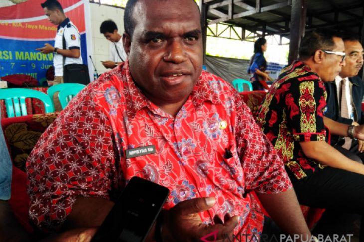 Papua Barat dorong pengembangan pangan lokal